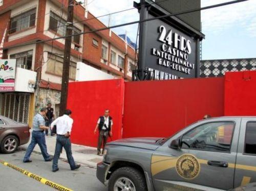 Ejecutan A Mujer Policia Frente Al Casino Red Expediente Noticias