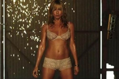 "Jennifer Aniston será ""stripper"" en nueva cinta. VIDEO"