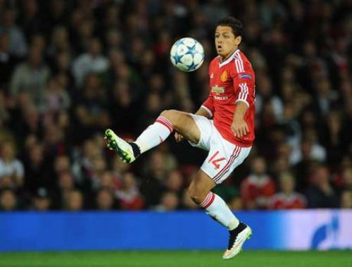 Chicharito falla penal en partido del Manchester United. VIDEO