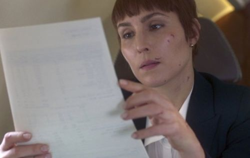 Noomi Rapace da vida a una guardaespaldas en Close